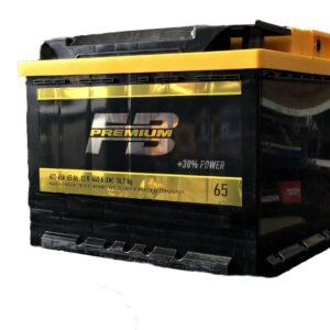 АКБ 6ст 65 ah 640A WESTA Fire Ball Premium